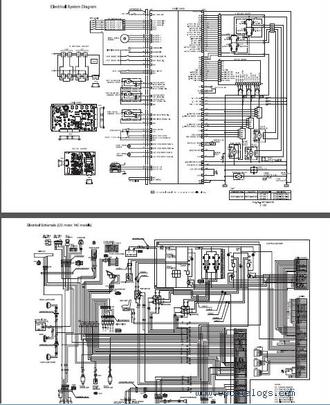Cat Ep20kt Wiring Schematics   Repair Manual