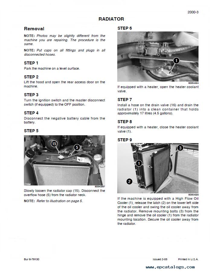 Case 410  U0026 420 Skid Steer Service Manual Pdf