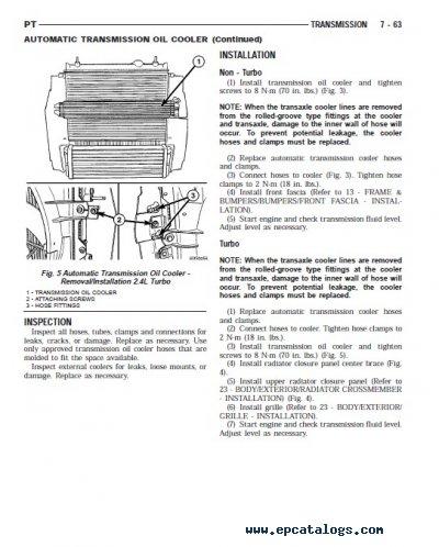Chrysler 3 8 Engine Coolant System Diagram - Wiring Diagram