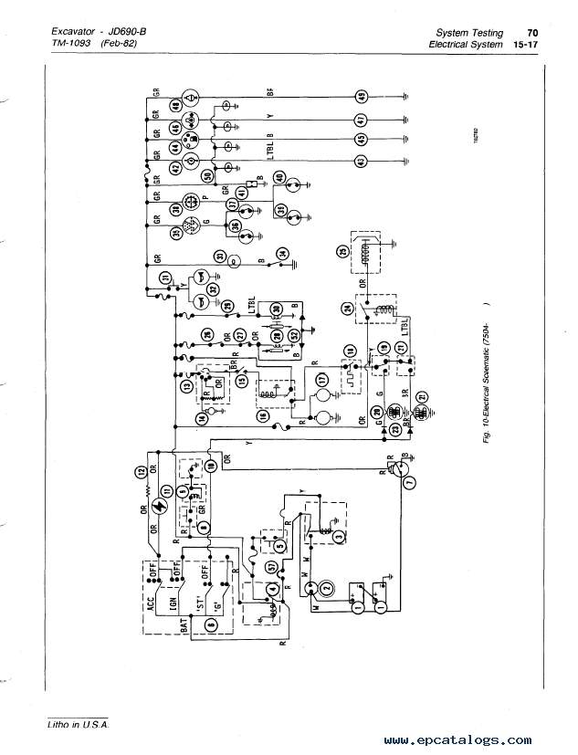 train air conditioning wiring diagram