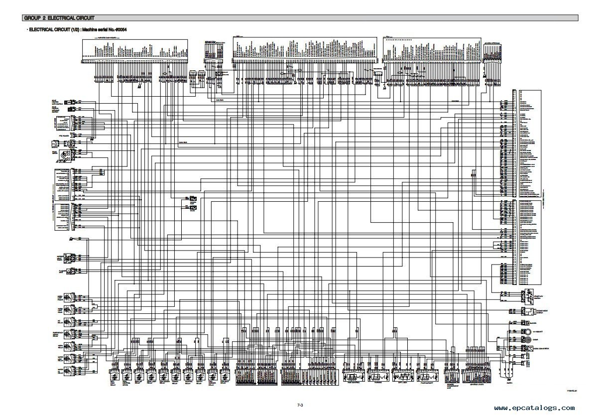 repair manual Hyundai HL760-9 Wheel Loader Service Manual - 5