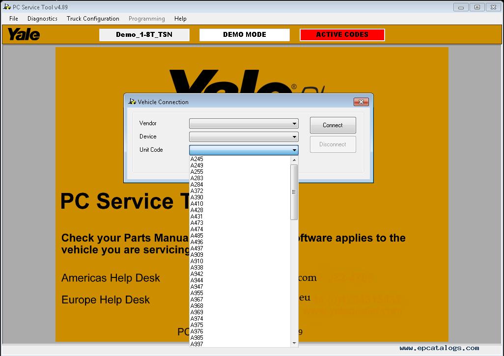 Yale PC Service Tool 4 93 2019
