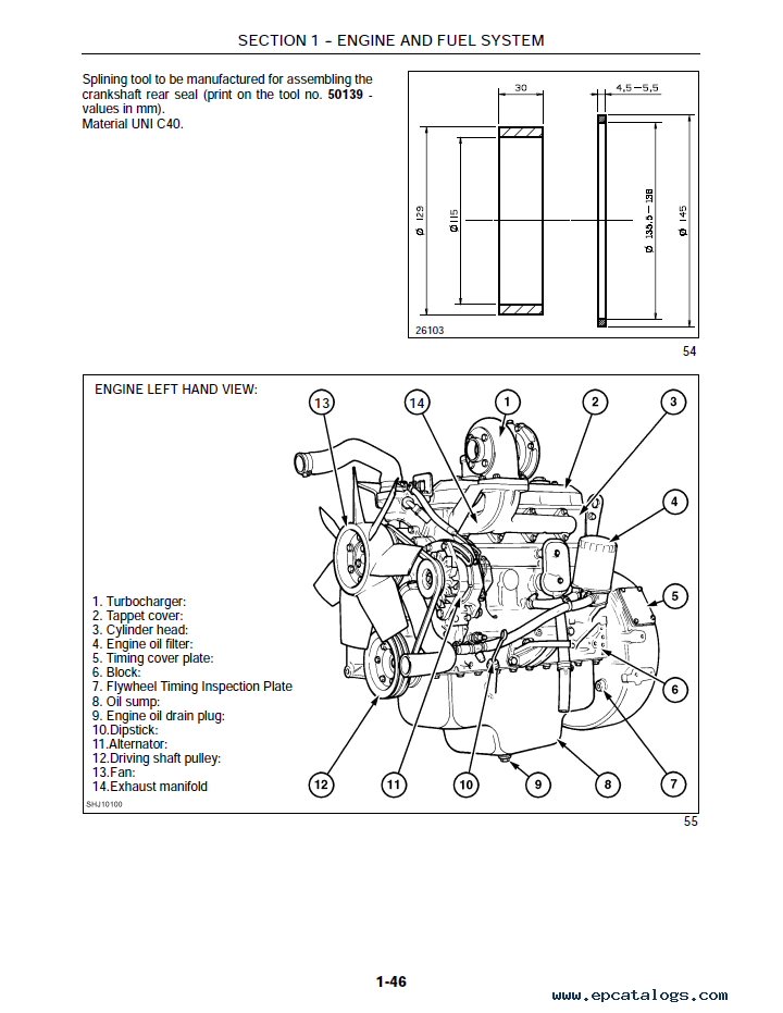 New Holland Lx865 Manual Pdf