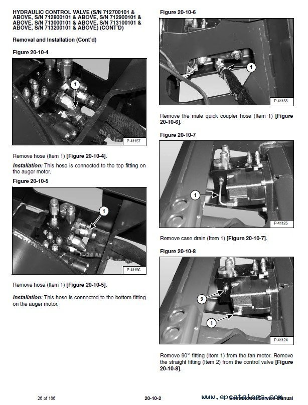 7 pin connector wiring diagram bobcat sb150 200 240 sbx240 snowblower service manual 7 pin connector wiring schematic