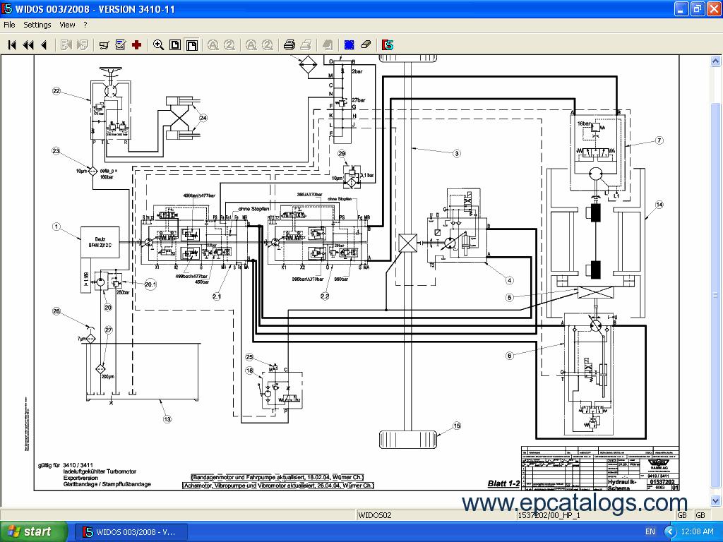 Hamm Widos Spare Parts Catalog Download
