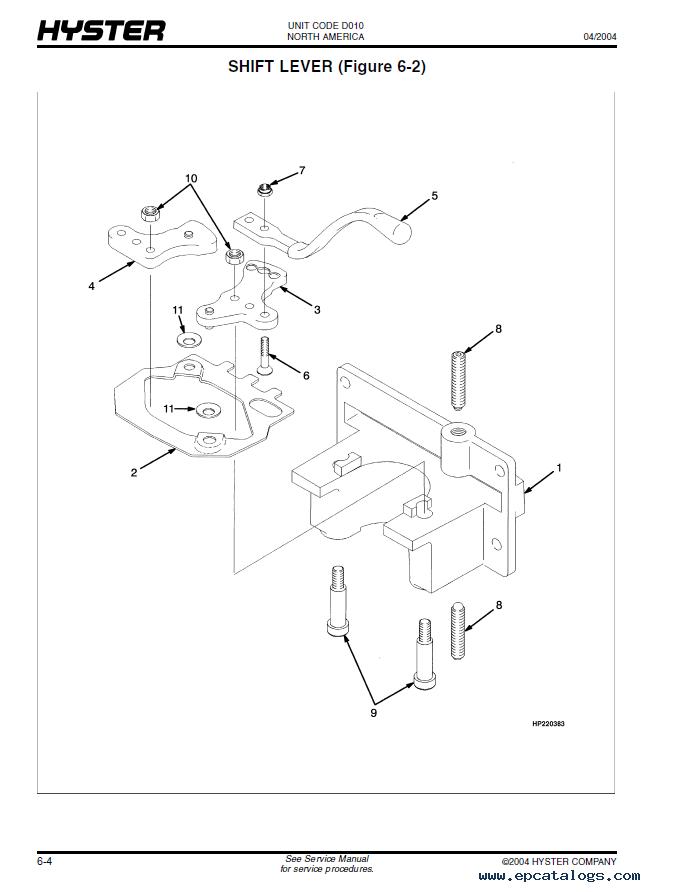 hyster spacesaver s25xm s35xm s40xms  d010  pdf