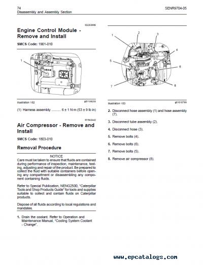 Bestseller  Caterpillar C13 Engine Manual