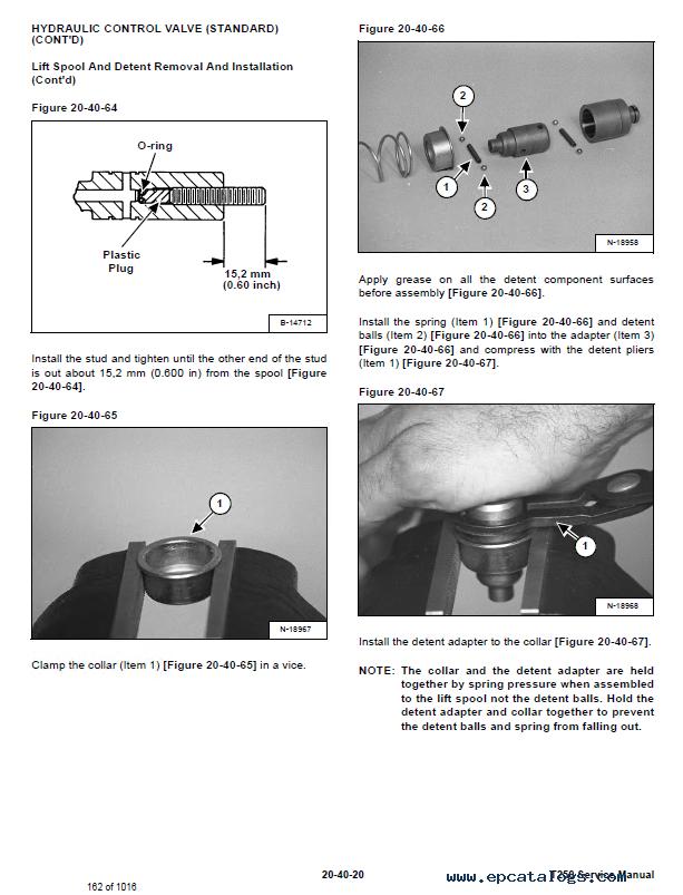 Bobcat T250 Parts Manual