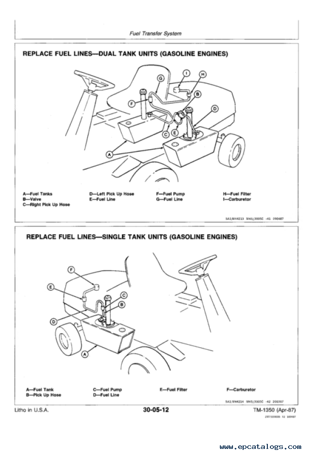 Wiring Diagram John Deere F935 : Jd f fuse box diagram wiring images