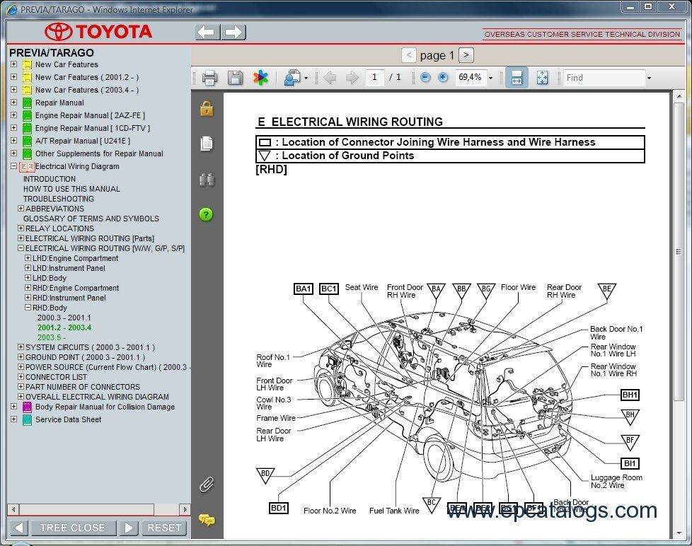 Toyota Previa    Tarago