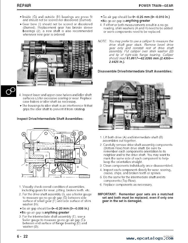 john deere lt133 lt155 lt166 lawn tractors repair manual pdf rh epcatalogs com john deere lt155 manual pdf john deere lt155 parts manual