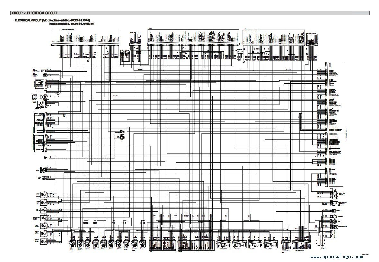 repair manual Hyundai HL730-9 & HL730TM-9 Wheel Loader Service Manual - 5
