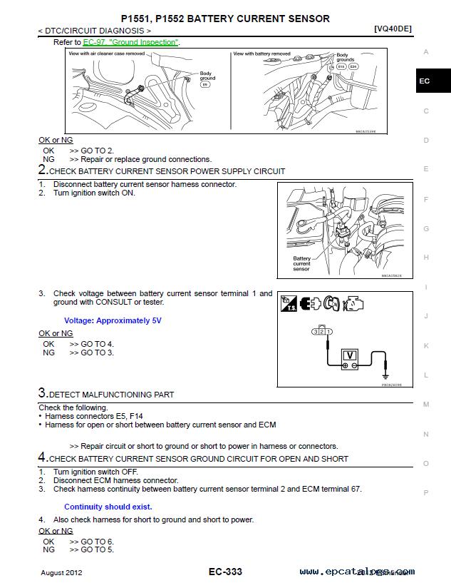Nissan Pathfinder Model R51 Series 2012 Service Manual Pdf