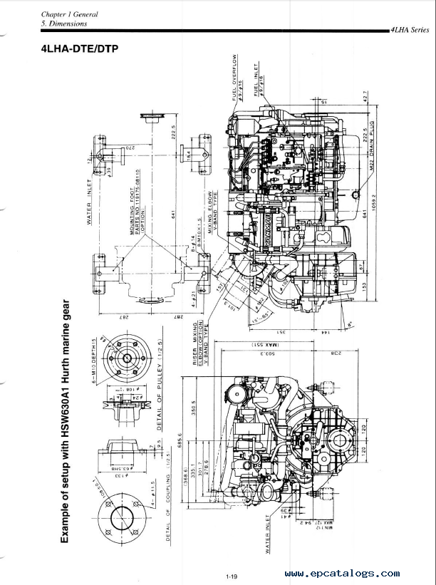 3c te engine manual pdf