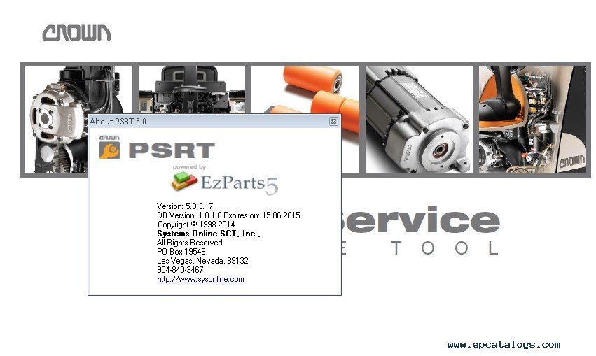 Crown Parts And Service Resource Tool Version 5 2017 border=