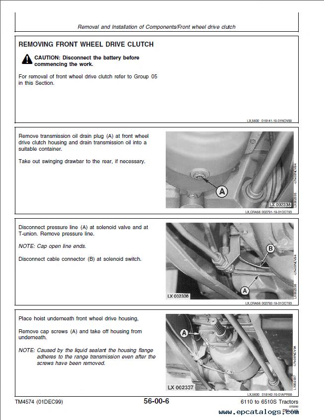 john deere 6110 6410 6110l 6510l 6310s 6510s tractors repair tm4574 pdf john deere 6110 6410 & 6110l 6510l & 6310s 6510s tractors repair john deere 6410 wiring diagram at soozxer.org