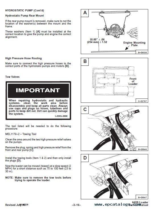 bobcat 743 parts manual pdf