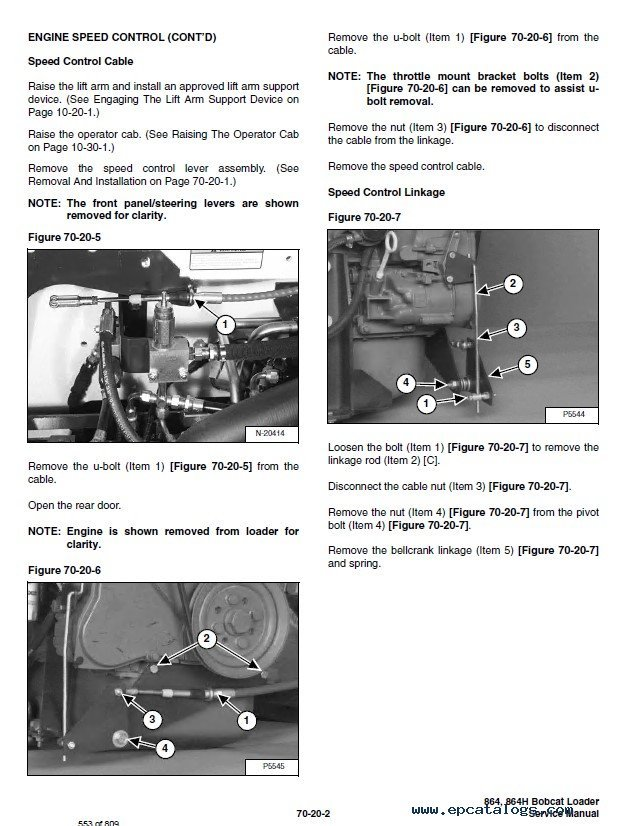 bobcat 864 wiring diagram bobcat 864 864hf compact track loader service manual pdf  compact track loader service manual pdf