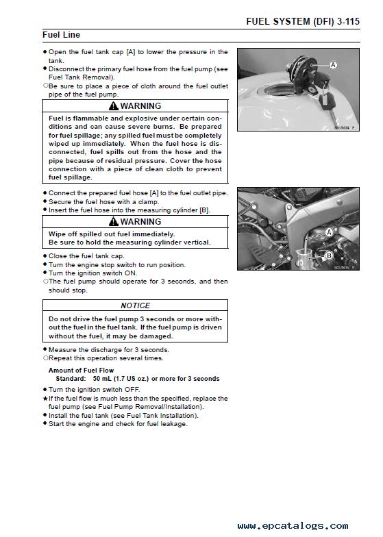 Kawasaki Ninja Zx R Motorcycle Service Manual Pdf on Relay Wiring Diagram