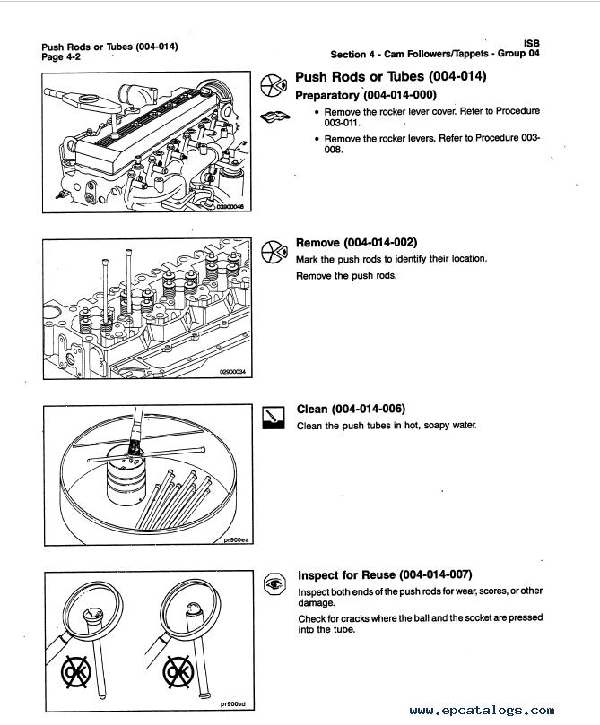 Isb Cummins Shop Manual