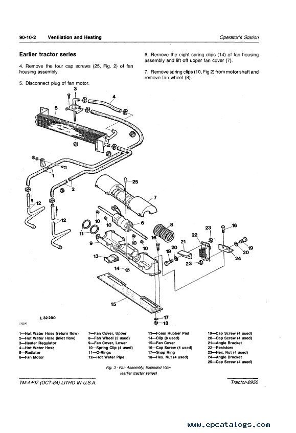 John Deere Electrical Diagrams Wiring Diagram And Schematics