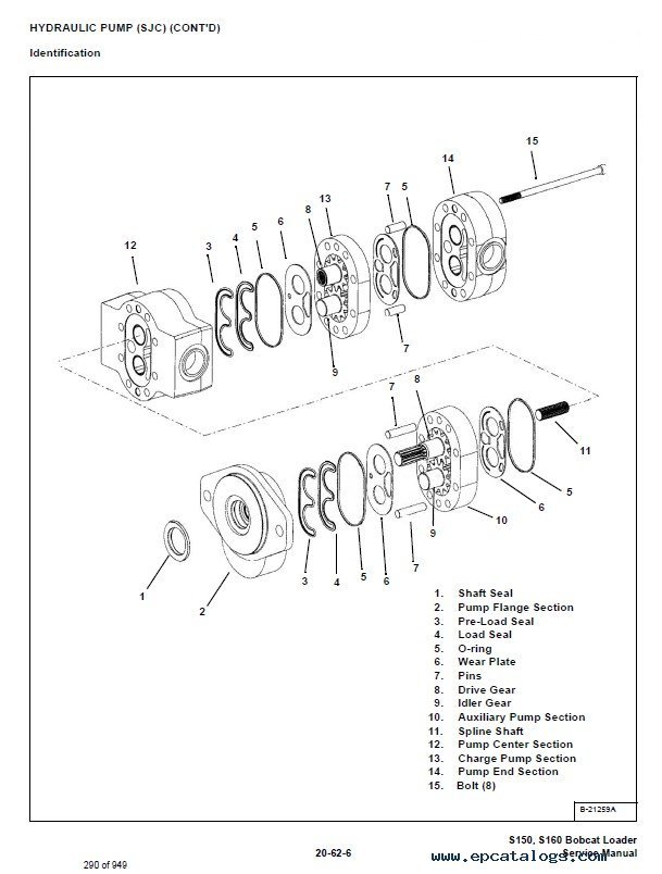 V2203 E Repair Manual