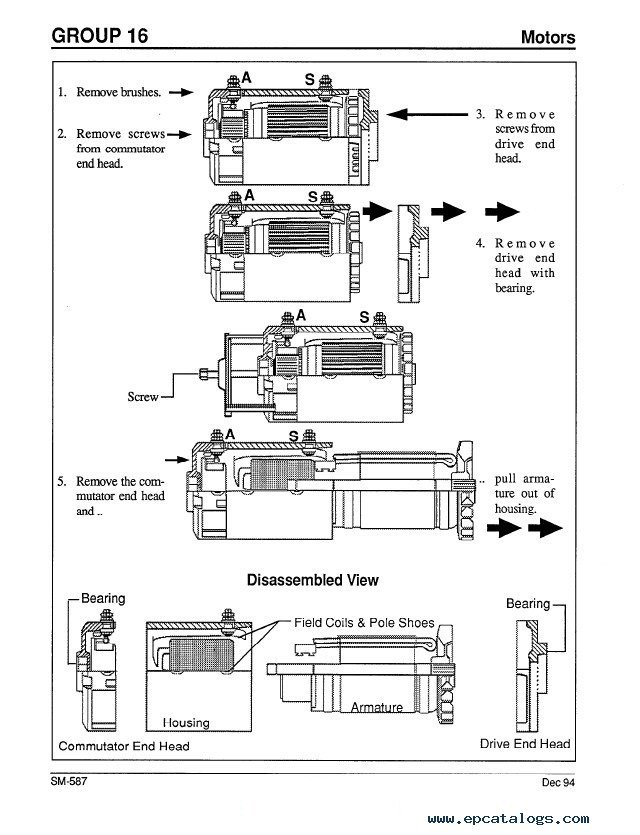 clark service manual npr 17 npr 20 clark npr 17 20 sm587 service manual pdf  at bayanpartner.co