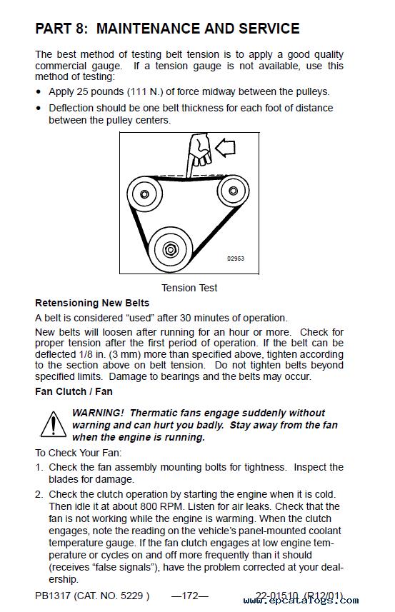 peterbilt model 362 operator\u0027s manual pdf