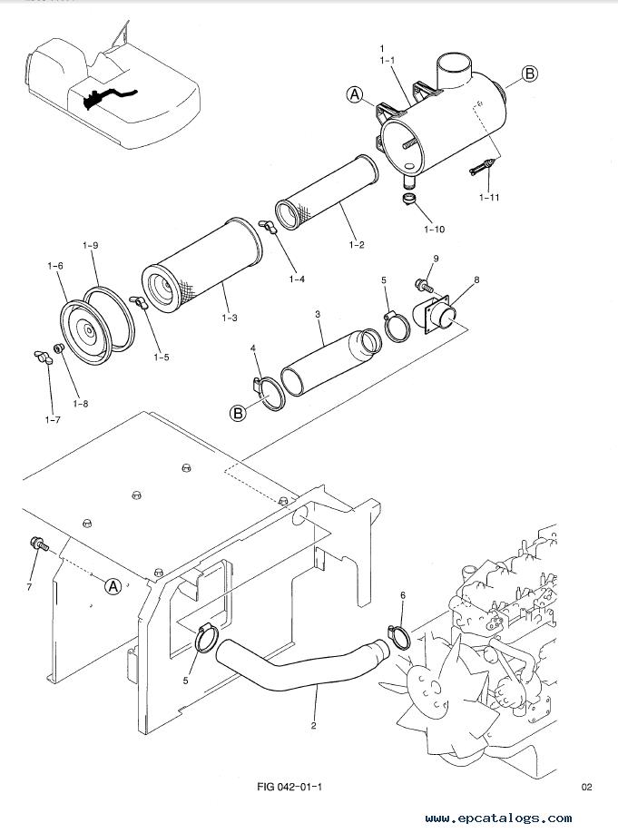 John Deere 310g 310315sg Loaders Parts Catalog Pc2755