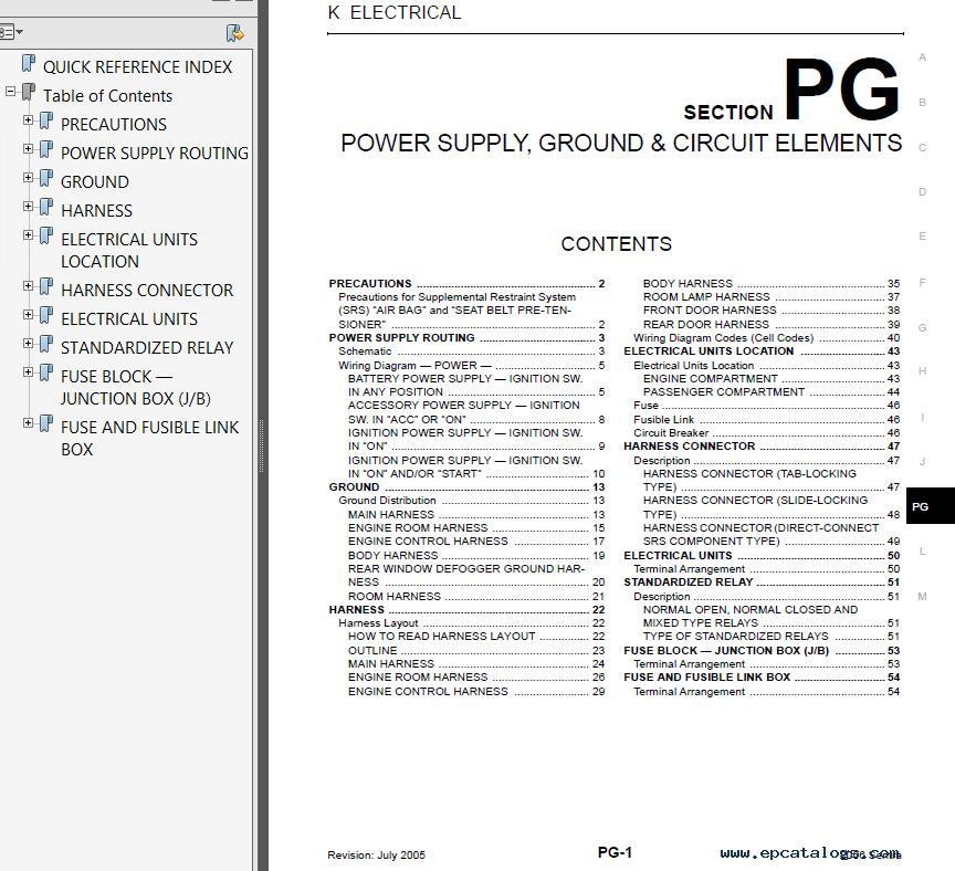 nissan sentra 2006 manual pdf