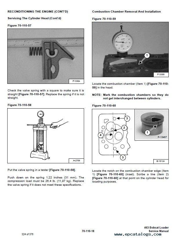 Bobcat 463 Manual Free