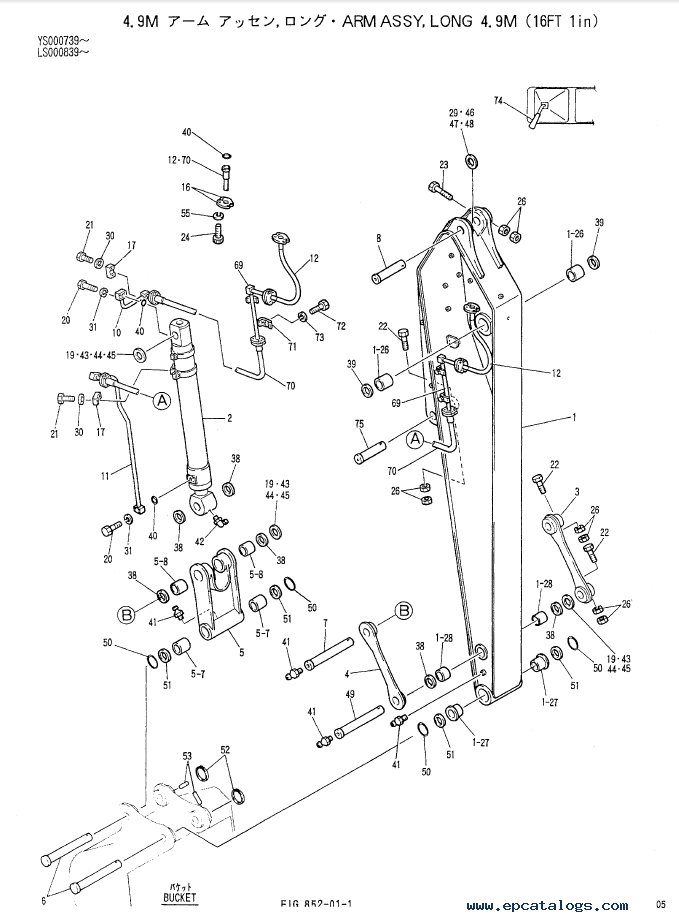Ford 460 Engine Part Diagram