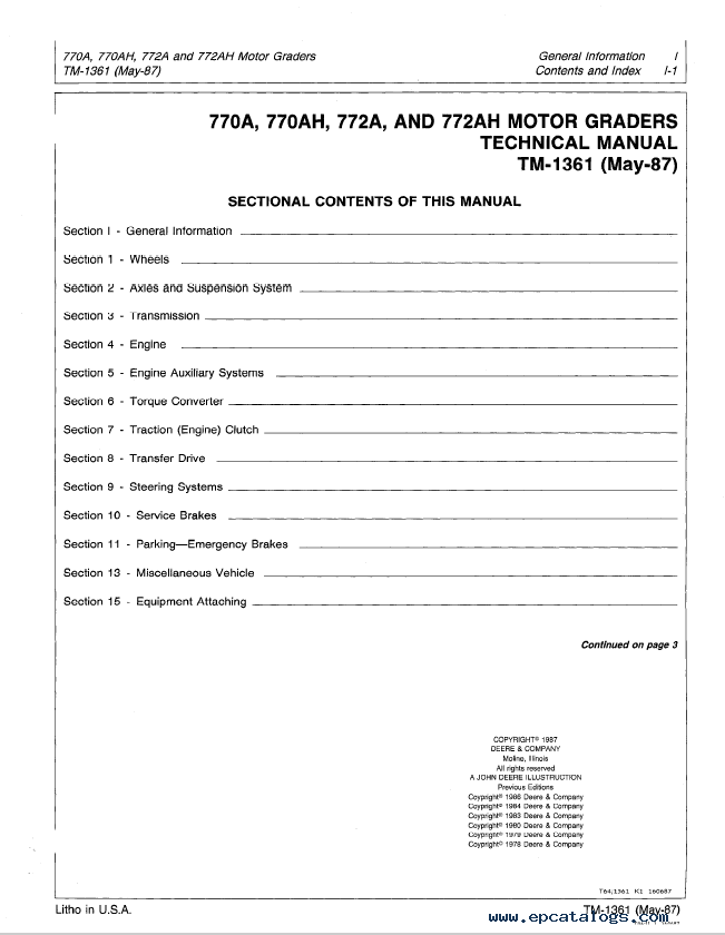 john deere 770a 770ah 772a 772ah motor graders tm1361 technical manual pdf john deere 2550 wiring diagram wiring diagrams john deere 2550 wiring diagram pdf at mifinder.co