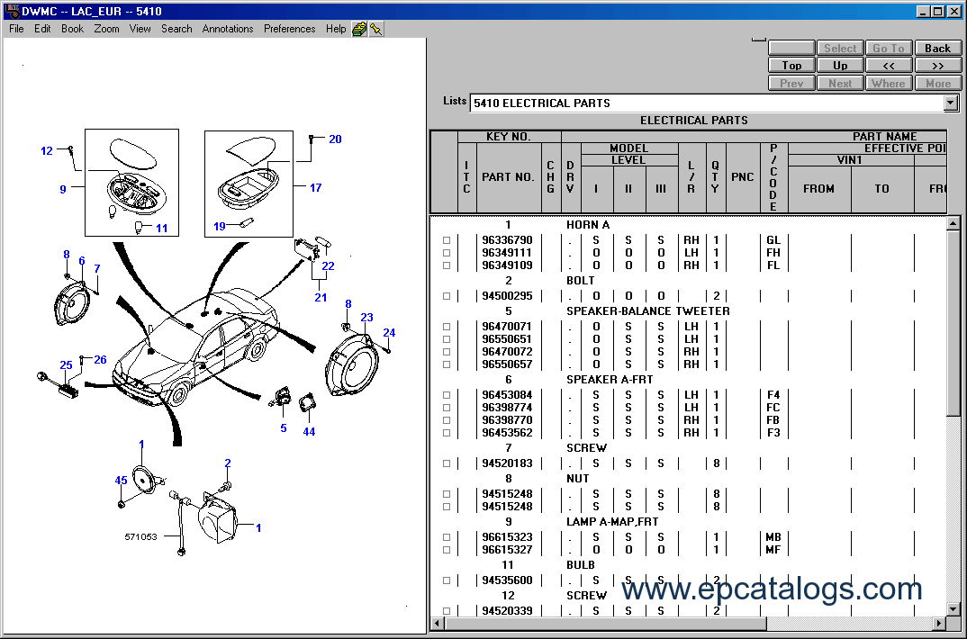 daewoo epc general captiva repair manual pdf chevrolet captiva repair manual pdf