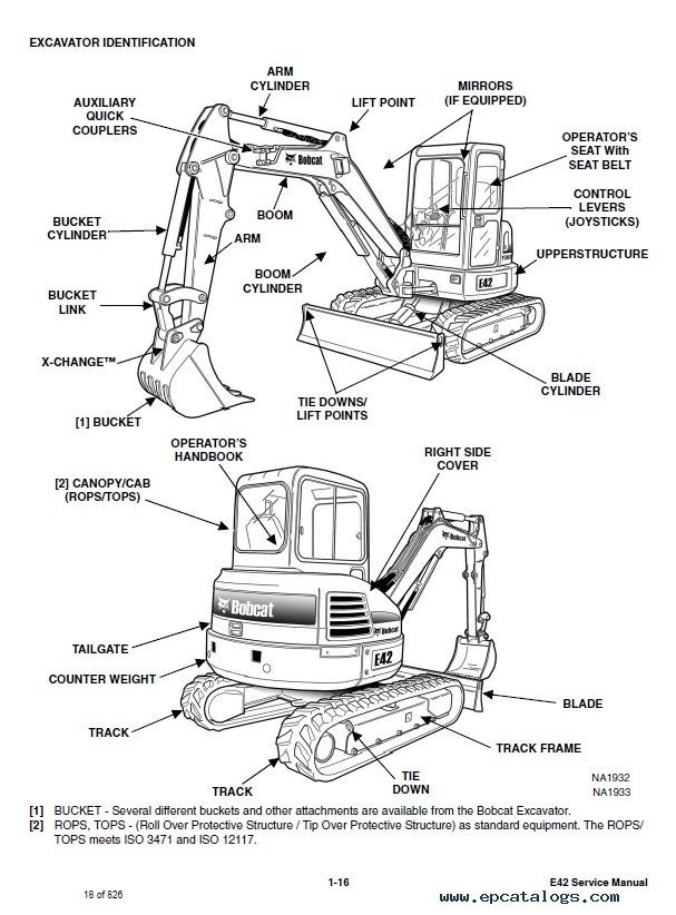 bobcat alternator wiring diagram