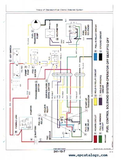 35 John Deere F935 Wiring Diagram