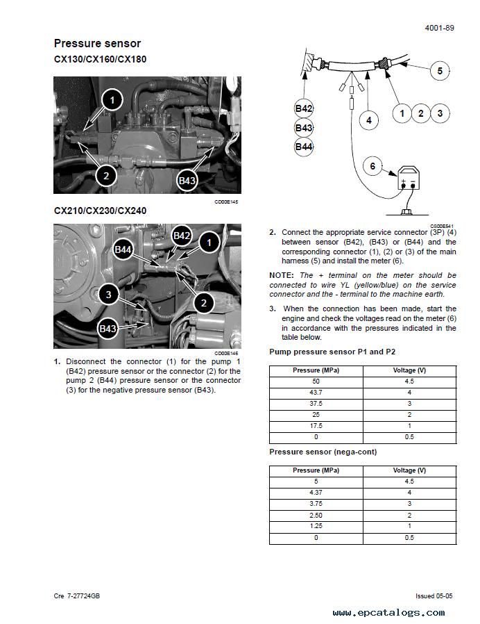 case cx130 crawler excavators service manual pdf rh epcatalogs com Case CX130 Specs Case CX130 Excavator Specifications