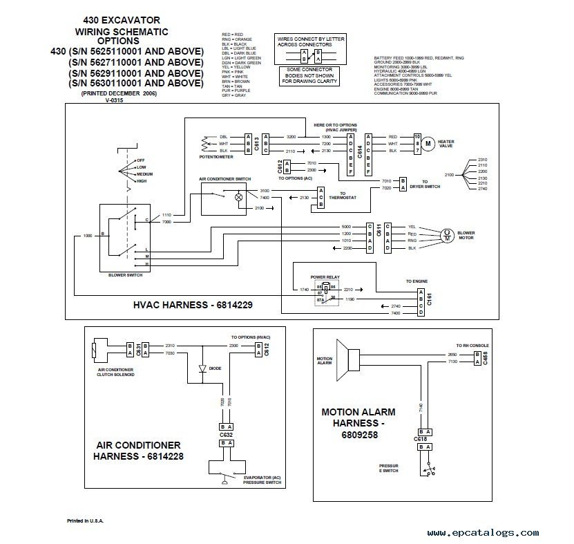 Bobcat 430 Mini Excavators Service Manual Pdf  Repair