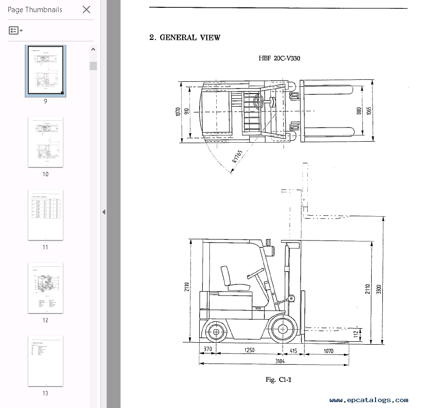 halla forklifts set of pdf parts and shop manuals Nissan LPG Forklift Wiring Diagram enlarge repair manual halla forklifts set of pdf manuals 6 enlarge