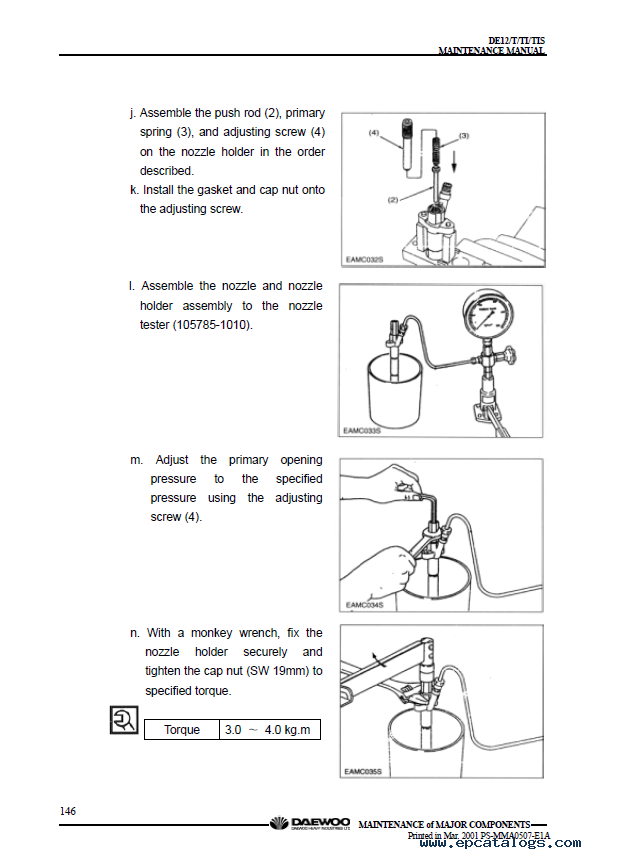 diesel engine maintenance manual pdf