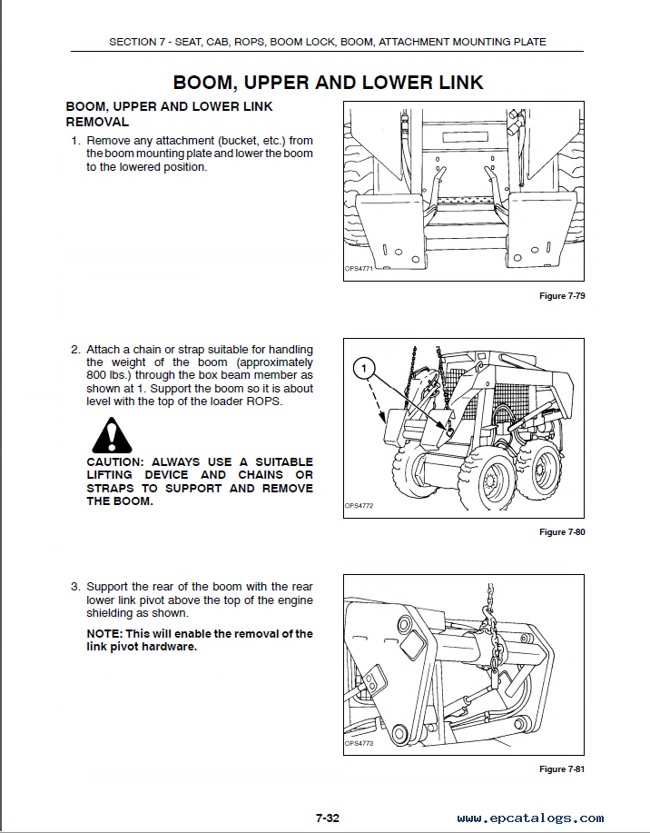 new holland ls160 service manual pdf