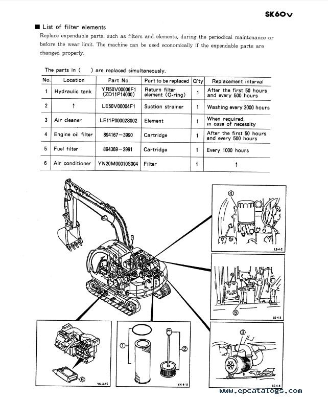 Bt 420 maintenance manual manitou