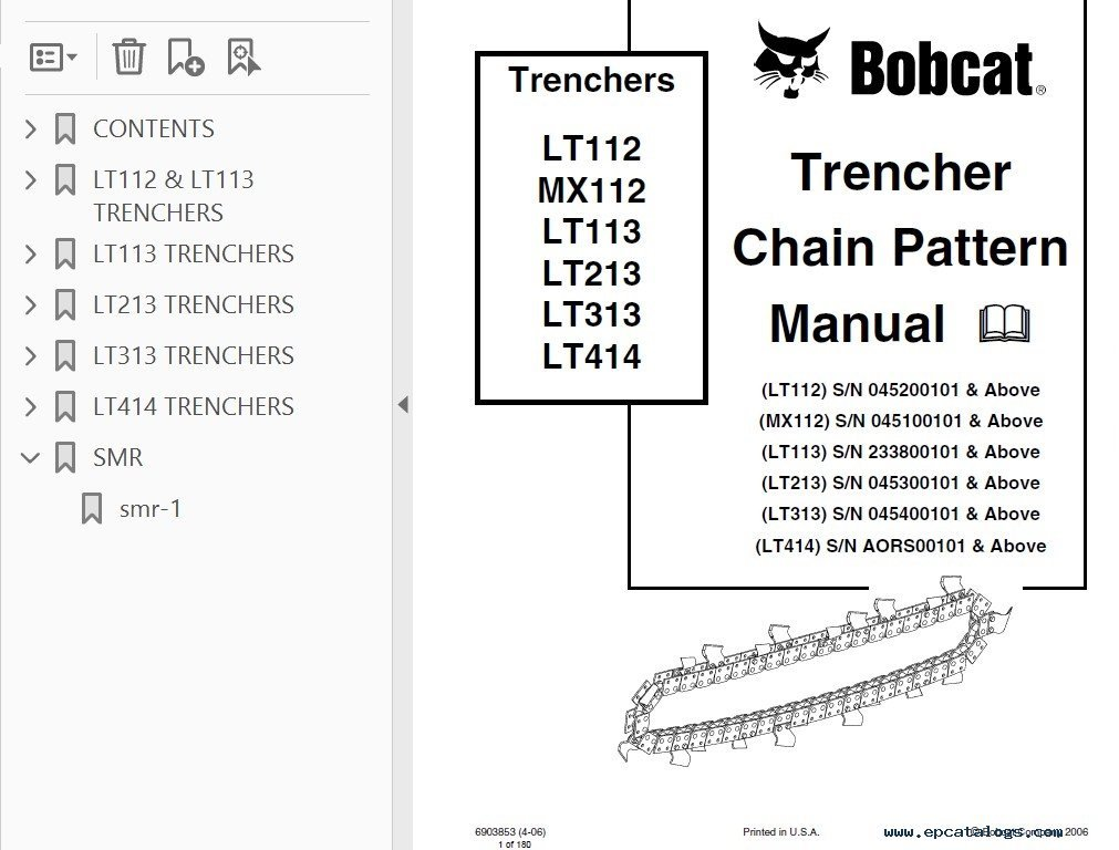 bobcat lt313 trencher manual enthusiast wiring diagrams u2022 rh rasalibre co bobcat 3023 trencher manual bobcat lt313 trencher manual
