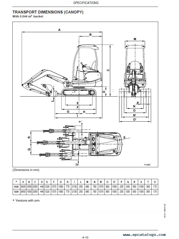 Case Cx16b  U0026 Cx18b Mini Excavators Repair Manual Pdf Download