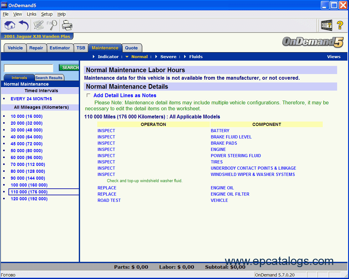 Repair Diagnostics and Maintenance Modules All Quick and Easy to Use