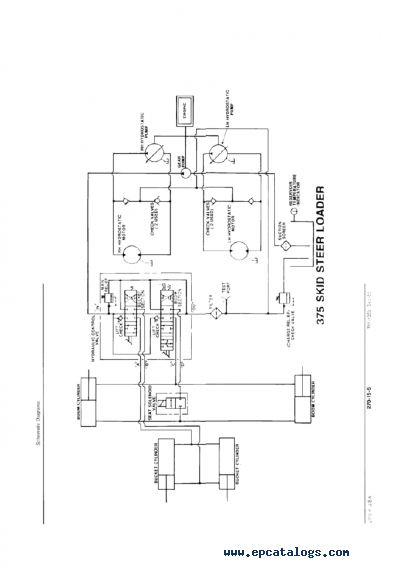 John Deere 240 Skid Steer Alternator Wiring Diagram