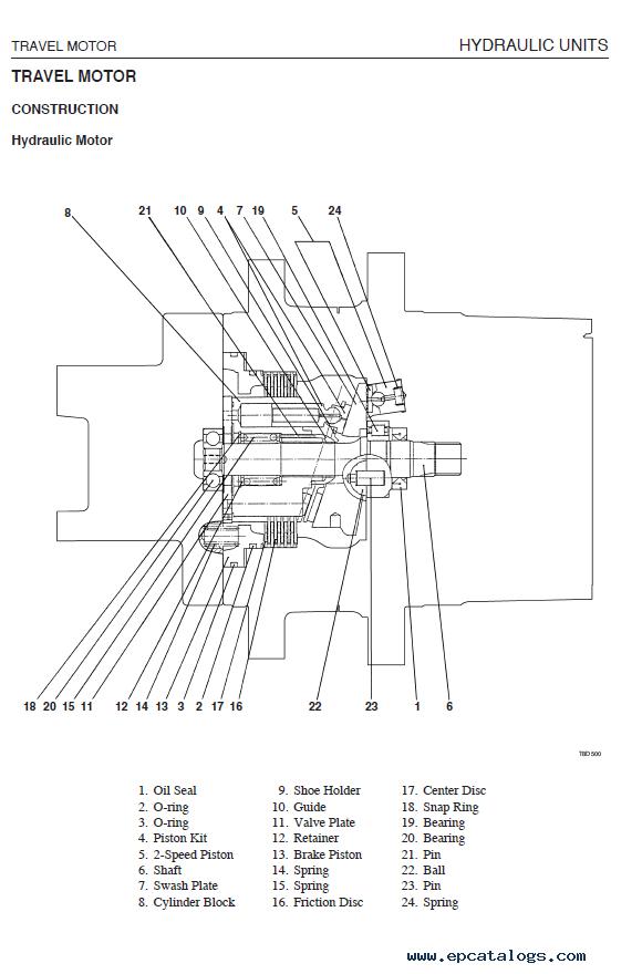 takeuchi crawler loader tl130 workshop manual download