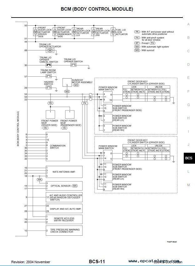nissan infiniti g35 v35 sedan service manual pdf rh epcatalogs com infiniti g35 owners manual 2005 infiniti g35 owners manual