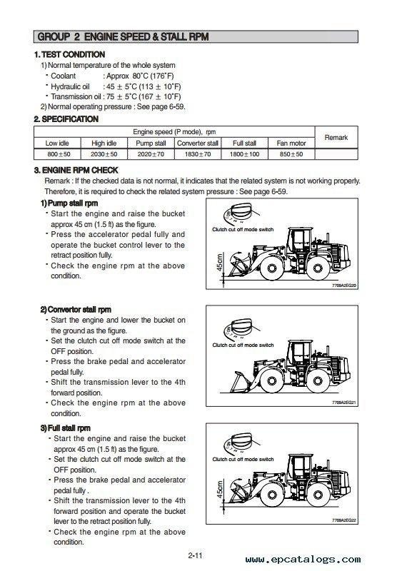 Hyundai Hl770 9a Wheel Loader Service Manual Download Pdf border=