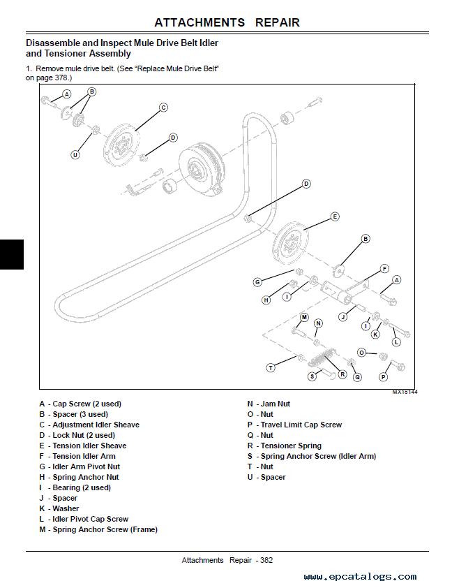 John Deere Gx95 Wiring Diagram : Wiring diagrams john deere lx gx